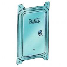 Дверца для прочистки дымохода, 14х27 (Hart)