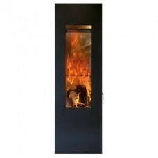 Печь Matrix, черная, поворотная (Concept Feuer)
