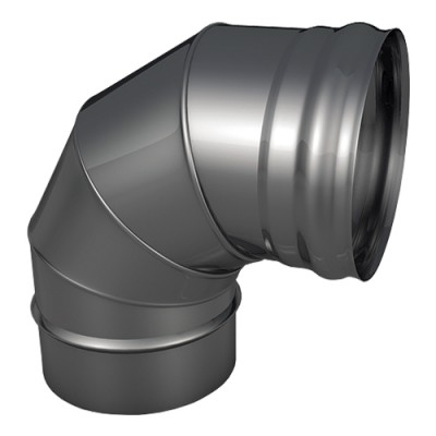 Отвод моно ОМ-Р 87* 304, 0,5 d 150