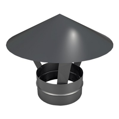 Зонт моно ЗМ-Р 304, 0,5, D 150