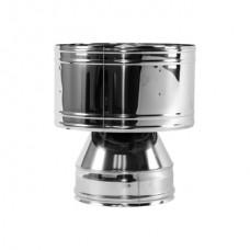 Дефлектор V50R D250/350, нерж 321/304 (Вулкан)